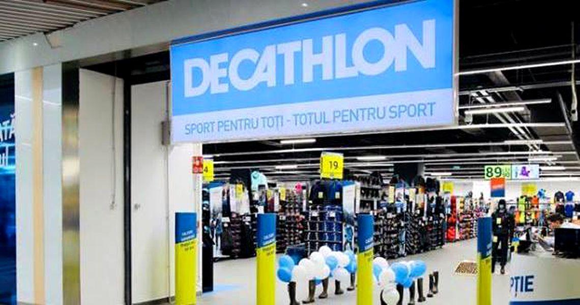3dd0b9817 Decathlon opens its 23th store in Romania in Veranda Mall - Business ...