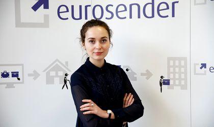 Door-to-door shipping platform Eurosender launches in Romania
