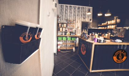 Coffee 2 Go Romania opens two new shops in Bucharest - Business Review