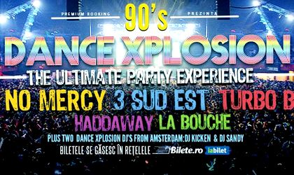 This weekend in Bucharest: '90s Dance Xplosion Live - Business Review