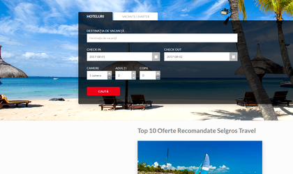 Selgros launches the Selgros Travel platform in partnership with TUI