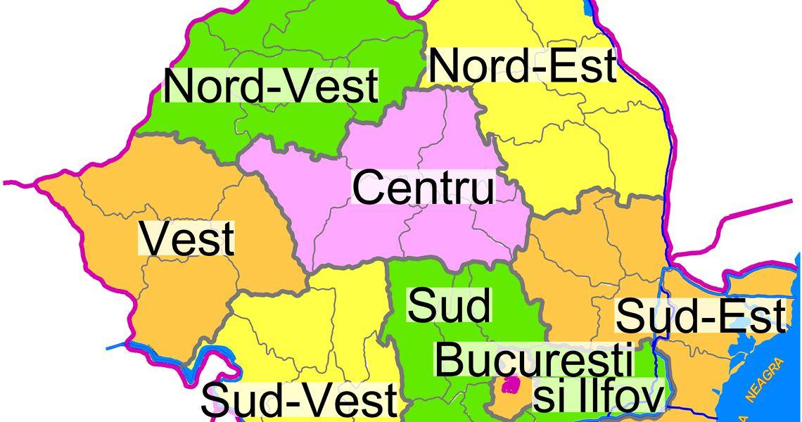 Romania's regions  Bucharest is now richer than Budapest