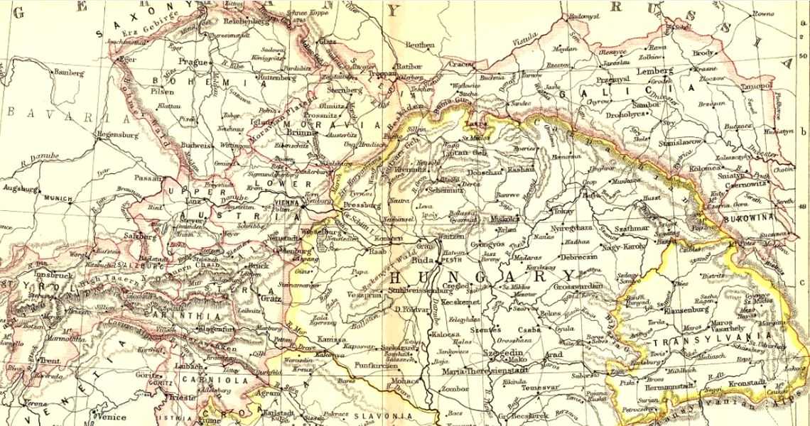 What Is The Real Legacy Of The Habsburg Empire In Romania Some Experts Say This Heritage Explains Why People In Former Imperial Regions Vote Work And Behave Differently Business Review
