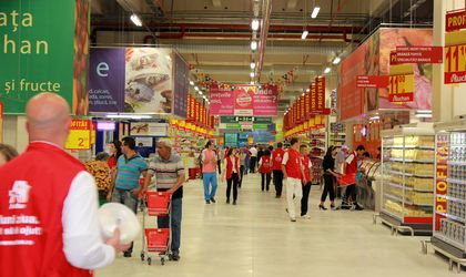 Auchan business doubled last year  Could enter online retail
