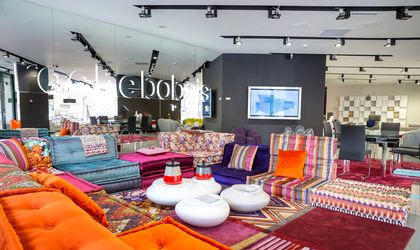 Roche Bobois opens first Bucharest store - Business Review