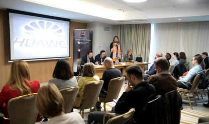 Huawei to expand its presence in Romanian education field