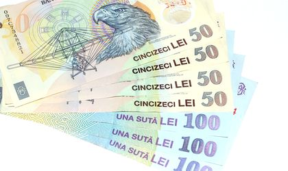 Romania's currency close to 12-month high against USD