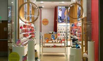 Bigstep opens EUR 80,000 store in Baneasa Shopping City
