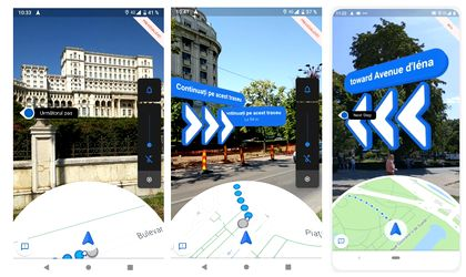 Google introduces live AR walking directions on Google Maps