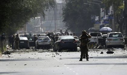 United States envoy meets with Afghan president in Kabul