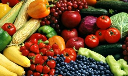 Romania imported 10 times more fruit and vegetables than it